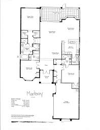 luxury tuscan house plans single story modern house floor plans inspired design 8 on excerpt