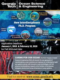 course information ocean science u0026 engineering georgia