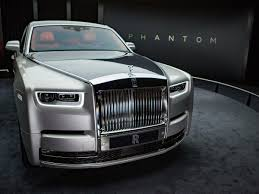 rolls royce blue interior new rolls royce phantom pictures features business insider