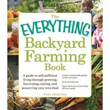 Backyard Homestead Book by Buy Backyard Farming The Beginner U0026 39 S Guide To Create Your Own