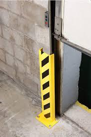 Overhead Door Track Warehouse Door Track Guards Dallas Houston San Antonio