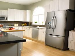 Best Kitchen Color Trends U2013 Home Design And Decor Kitchen Cabinets Refrigerator For The Home Pinterest