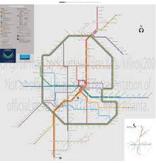 Map Of Midtown Atlanta by 2016 Marta Expansion A Final Map And Explanation Get Out And