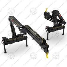 Http Www Turbosquid Com 3d Models 3d Crane Hiab 099 661387