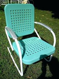 Metal Rocking Patio Chairs Ideas Glider Patio Furniture And 79 Glider Patio Chairs 2ftmt Me