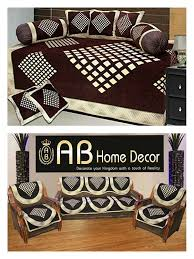 Sofa Sets Online India Buy Sofa Cover Set And Diwan Set Combo Online At Low Prices In