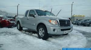 suzuki truck equator suzuki equator 2012 бензин автомат купить в минске цена 31
