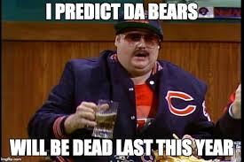 Da Bears Meme - da bears imgflip