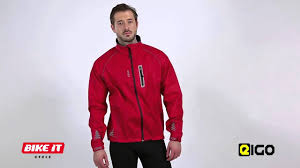 red cycling jacket red waterproof cycling jacket award winning http www bikeit co