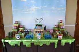 minecraft party supplies mine craft party supplies birthday party ideas