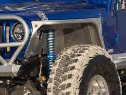 lj jeep hi fender tube fenders with built in flares for jeep wrangler tj lj