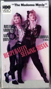 Seeking Usa Desperately Seeking Susan Usa Card Sleeve Still Sealed