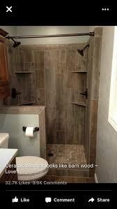 Gallery For Gt Master Bathroom by Bathroom Ideas With Tile Images Barn Wood Tile Master Bath Ideas