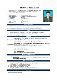 simple c v format sample resume formats experience samples writing resume sample download