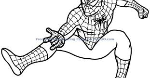 printable superhero coloring pages kids colorine gekimoe u2022 64990