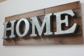 initial home decor letter signs home decor beauteous items similar to home metal