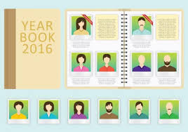8 fully customizable high yearbook templates for free