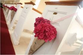 Pew Decorations For Wedding Wedding Church Decorations Romantic Wedding Table Decorbent