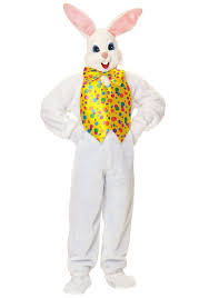 easter bunny costume deluxe bunny costume