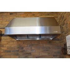 Ge Under Cabinet Range Hood Broan Elite Rm6036ss 36