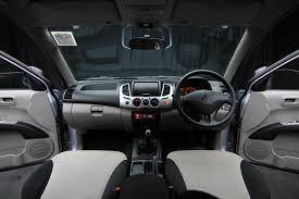 mitsubishi triton 2012 interior 2012 mitsubishi triton 2 5 gl m t second hand cars in chiang mai