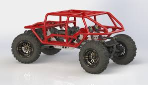 4 door jeep rock crawler 3d printed micro r c crawler ctm projects