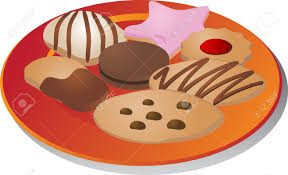 clipart plate of cookies clipart collection cookie clip art at