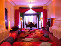 In Gallery Home Decor by Moroccan Bedroom Decorating Ideas Include Red Wall Paint And