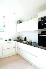 cuisine sans poign馥 poign馥 meuble cuisine inox 100 images poign馥 meuble cuisine