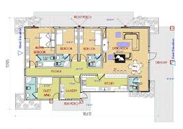 4 bedroom bungalow house plans kenya