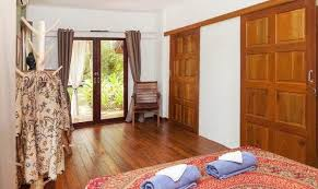 chambre thailandaise for rent thaïlande koh phangan 3 villas cocos 1 bedroom