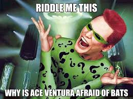 Riddler Meme - the riddler justpost virtually entertaining