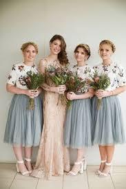 tulle skirt bridesmaid clarisa ash gray tulle skirt bridesmaids skirt by cestcany it s