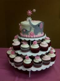baby shower cake decorating of party