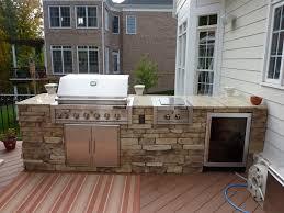 Backyard Grill Chantilly Va by Outdoor Kitchens U0026 Grills American Exteriors U0026 Masonry