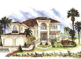 house plans mediterranean style homes mediterranean house plans lauderdale 11 037 associated designs plan