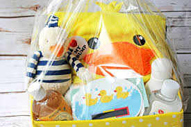 baby u0027s bath time baby shower gift hamper supper in the suburbs