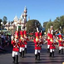 disneyland parade march of the wooden soldiers pomp n parades
