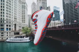 Chicagos Flag Look For The Air Jordan 10 Chicago Flag Soon U2022 Kicksonfire Com
