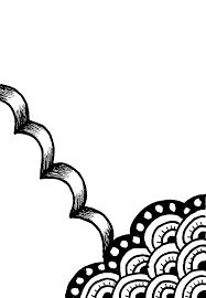 creative crafting how to zen doodle