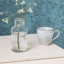 jar vase glass jar vase by all things brighton beautiful