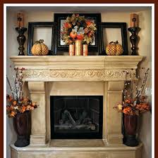 how to decorate a fireplace mantel mmvote