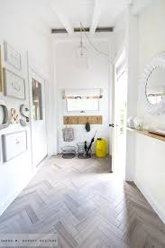 Marble Tile Bathroom Floor Best 25 Herringbone Tile Floors Ideas On Pinterest Tile