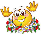 Smiley Flowers - 40 cool smileys and emoticons collection smiley symbol