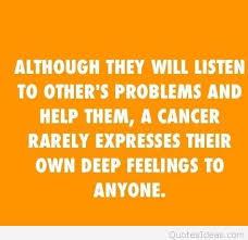 Zodiac Cancer Memes - zodiac quotes cards tumblr 2016