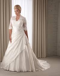 mature womens wedding dress