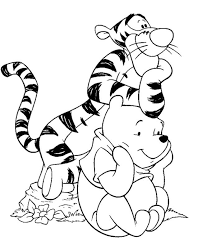 29 winnie pooh coloring images draw