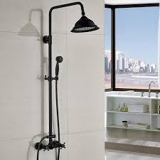 Shower Faucet Oil Rubbed Bronze Rubbed Bronze Shower Faucet Set 8