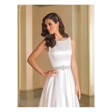Sale Wedding Dress Justin Alexander 8866 Charmeuse Wedding Dress A Line Shape 2017