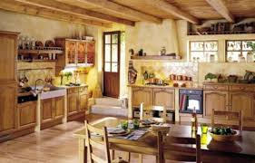 home design country kitchen dining table farmhouse rustic style